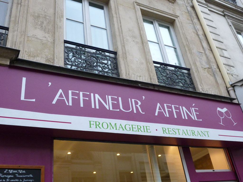 Birthday dinner at L'affineur Affine - amazing cheese plat… | Flickr