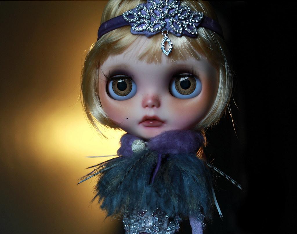 Daisy Buchanan   ~ The Great Gatsby / G Baby & TRIO Blythe c