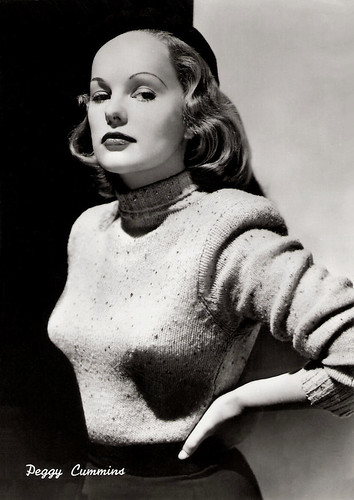 Peggy Cummins in Gun Crazy (1949)