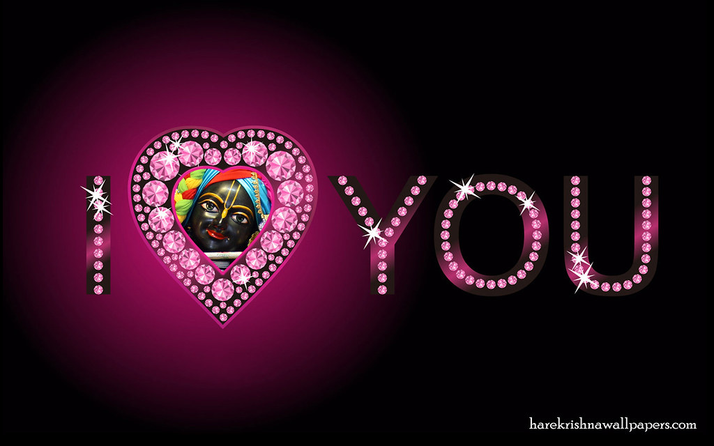 I Love You Govind Wallpaper 008 View Above Wallpapers In Flickr