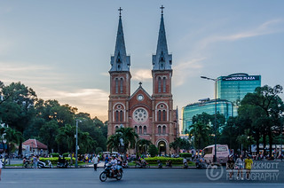 Ho Chi Minh City | by Robin Hickmott