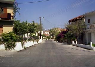 Kavos Corfu - 1990