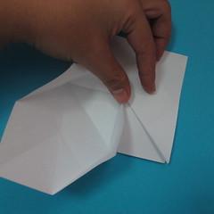วิธีการพับกระดาษเป็นนกเพนกวิ้น 014