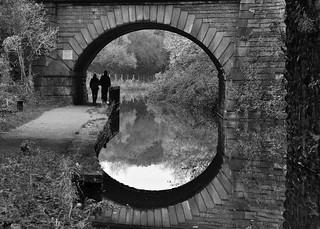 Canal Stroll BW repost | by Dean Symonds