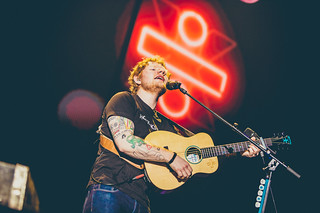 Ed Sheeran | by freyagoossens