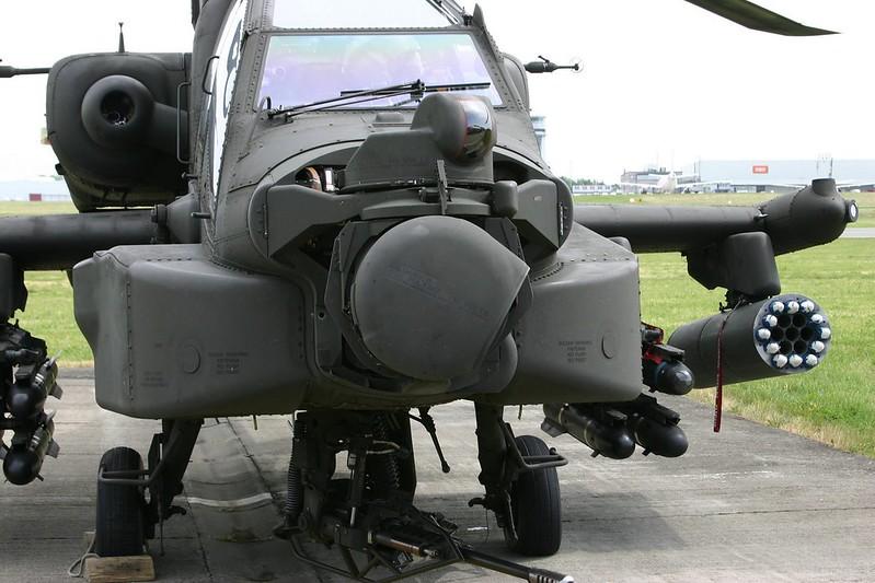 Boeing Apache AH-64D 65