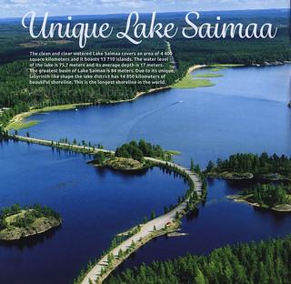 Visit Saimaa, Lakeland Finland; 2017_2, Etelä-Savo / Southern Savonia region