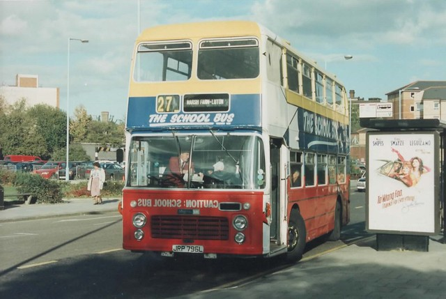 796 (2), JRP 796L, Bristol VR (t.1995)