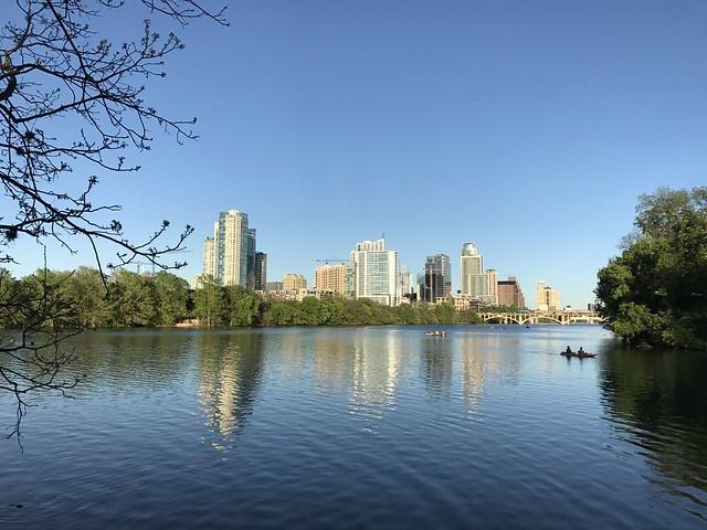 Zilker Park, Austin TX
