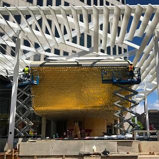 The Goldfish. #dallas #building #notbelo | by WindogTX