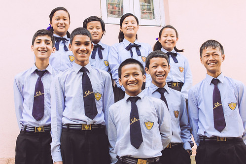 Nepal orphan home celebrates 8 years; 21 children at the home begin new school year today | by Peace Gospel