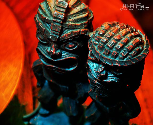 Carved Idols