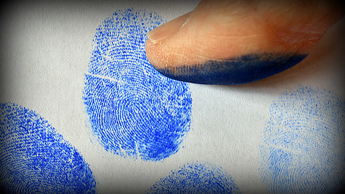Fingerprints | by karinrogmann