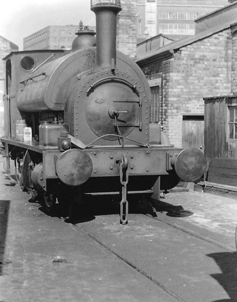 Liverpool docks 1960