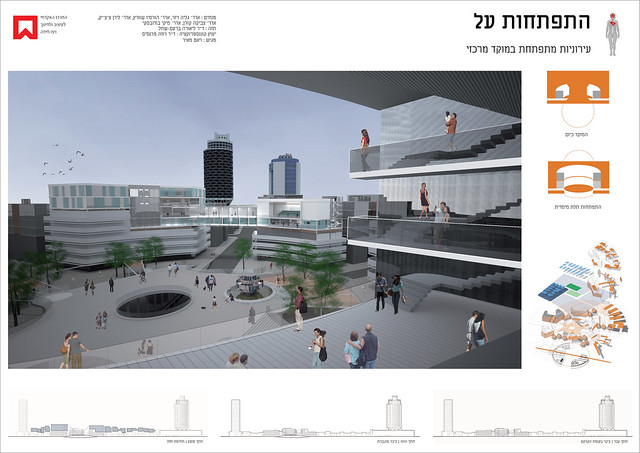 פרוייקט גמר באדריכלות | התפתחות על | ראם מאיר