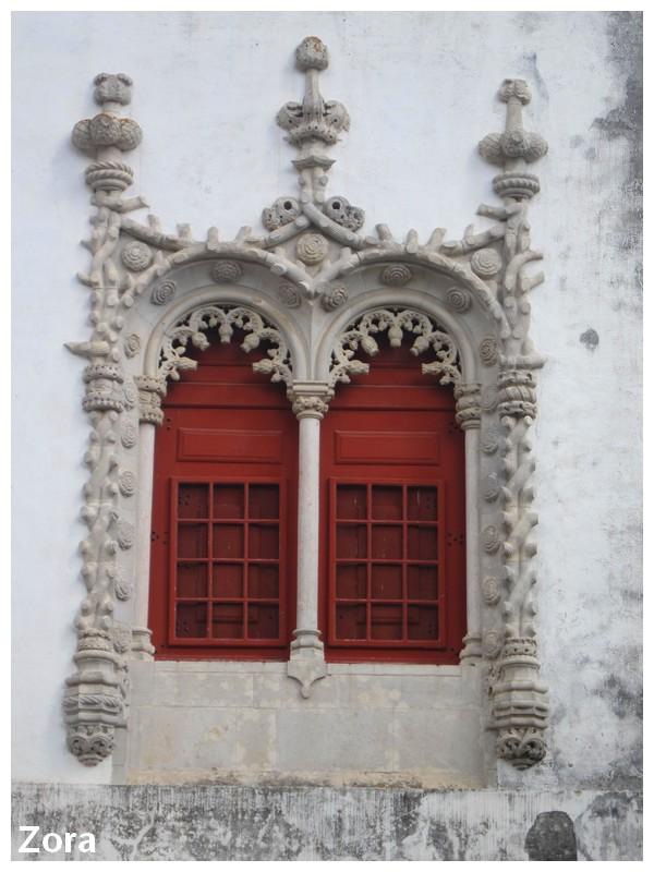 Fenêtre Manueline à Sintra