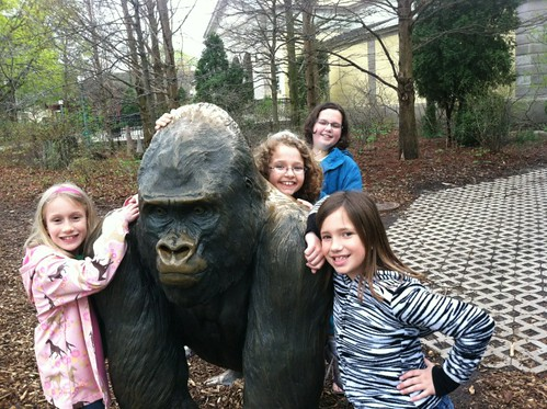 2012 Brookfield Zoo Sleepover   by Sequoia Nation Indian Guides and Princesses