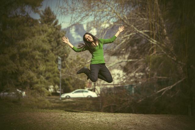Lomo jump