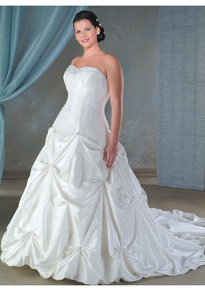 Cheap Hot Sell Casual Plus Size Wedding Dresses Plus Size Flickr