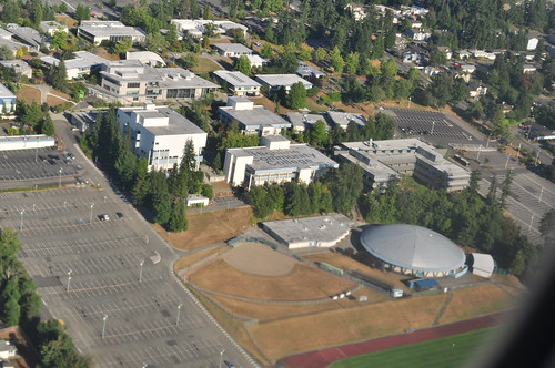 Aerial view of Highline Community College 01 | by Joe Mabel