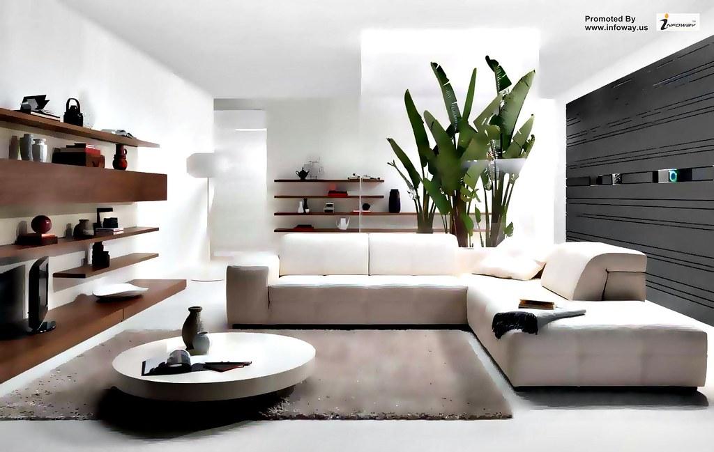 home interior design modern living room