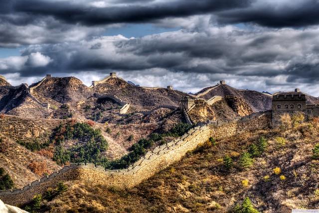 The Great Wall, Jinshanling