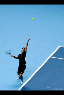 Tennis World Tour Finals - O2 London - 1020626   by motion-images