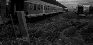 Durres Station Albania Catching the Train #Albania