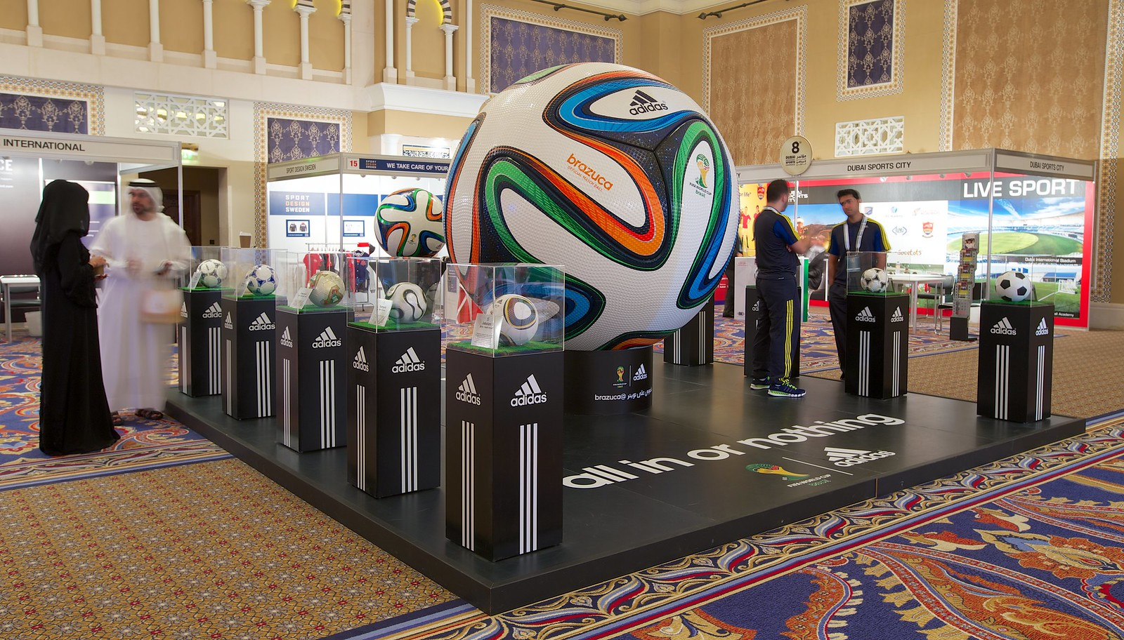 Globe Soccer Conference 010