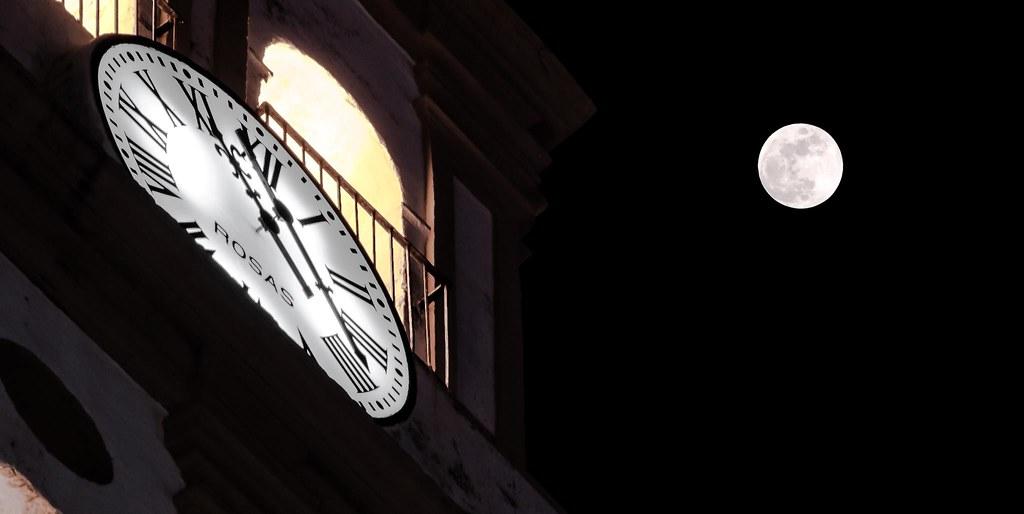 Reloj iglesia Marbella
