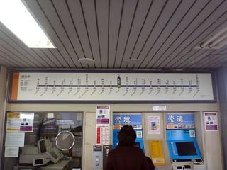 Omachi Station, Astram Line | by Kzaral