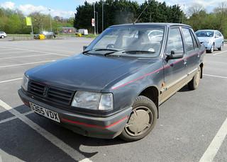 1989 Peugeot 309 Look 1.3 | by Spottedlaurel