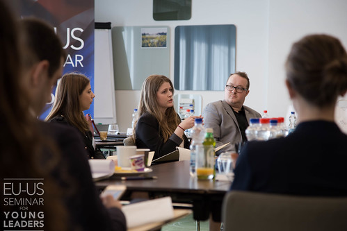 Breakout Session: Influencing Public Opinion on Migration | by Fulbright Brussels