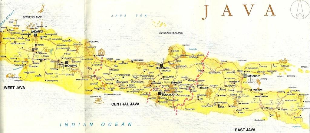 Map of Java, 1993 | Most of Java, Indonesia's most populous ... Map Java on vietnam map, sumatra map, india map, world map, mecca map, philippines map, indonesia map, gobi desert map, gujarat map, malaya map, china map, mekong river map, bali map, australia map, indochina map, madagascar map, hawaii map, singapore map, jakarta map, moluccas map,