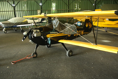 G-BOOW Aerosport Scamp [PFA 117-10709] Newcastle Ireland 270514