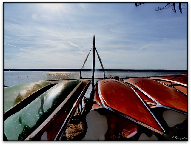 Ammersee...Bavière..avril 2017