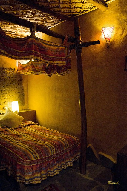 Erfoud accomodation, Morocco