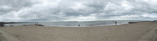 Avon Beach - Mudeford, Christchurch - panoramic | by ell brown