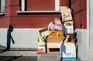 Trash & zombie | by Ayertosco