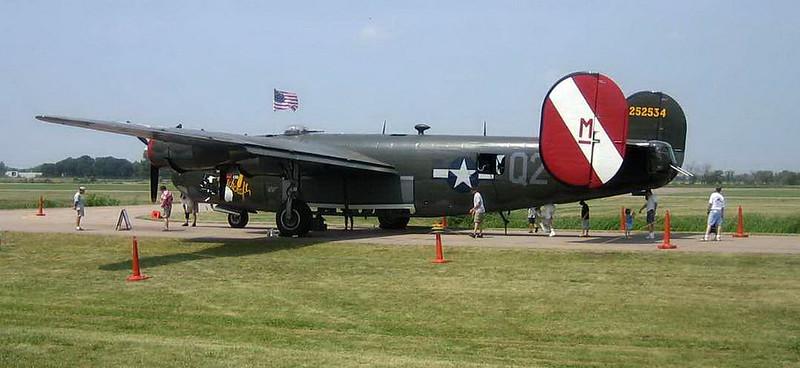 B-24 Consolidated Liberator (1)