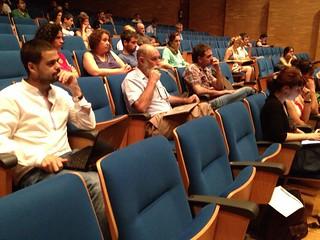 Congreso sobre Educación Abierta y Tecnología IKASNABAR '13 en Zalla | by palazio