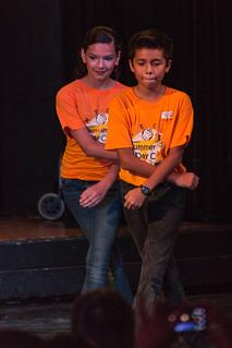 MECA Summer arts day camp Recital 2013   by Uffdah!!!