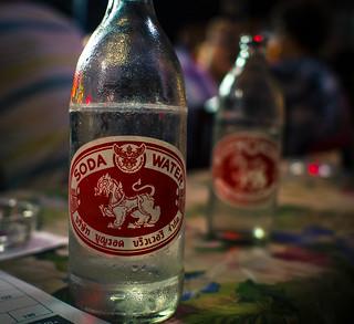Singha brand soda water | by ekonon