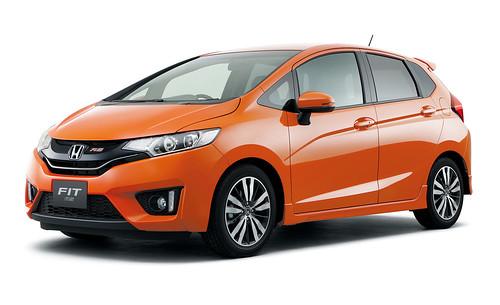 2015 Honda Fit Japanese Version (5) - SMADEMEDIA.COM MediaGalleria Photo