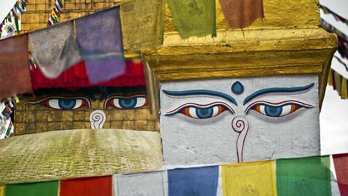 nepal eyes stupa buddhism kathmandu spirituality buddhaseyes bodhnath bodhnathstupa