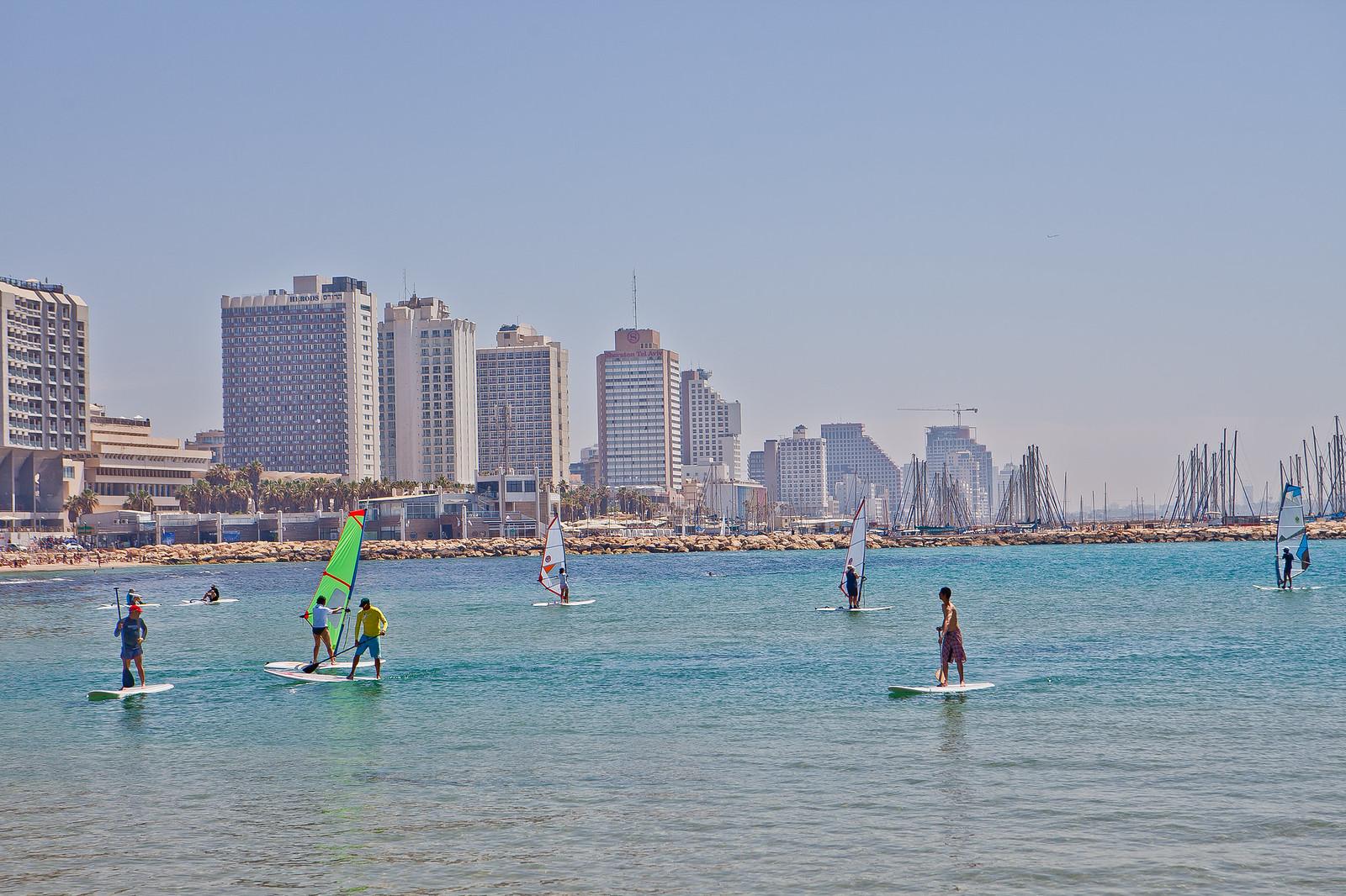 Tel Aviv_ Surfing_Dana Friedlander_IMOT