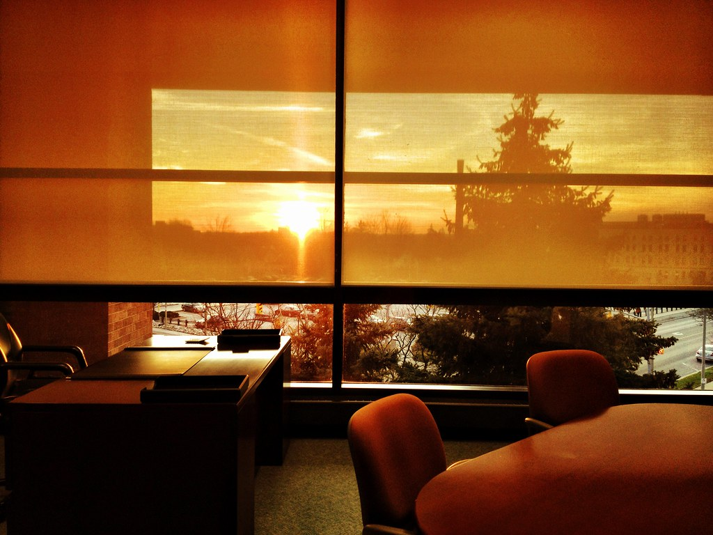 I'm thinking of upgrading my office | I was walking past thi… | Flickr
