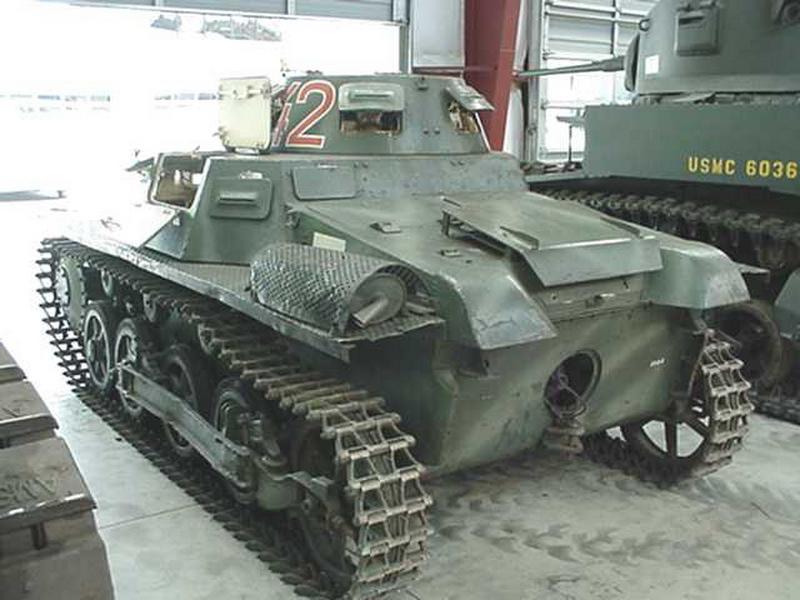 Panzer I Ausf.A (3)
