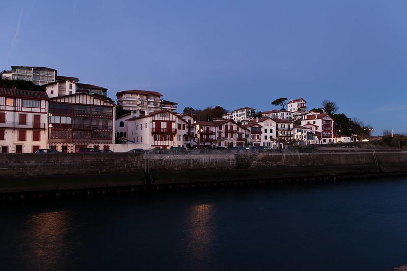 https://www.twin-loc.fr Ciboure - Lever de soleil - Sunrise - Côte Basque - Image Picture Photography