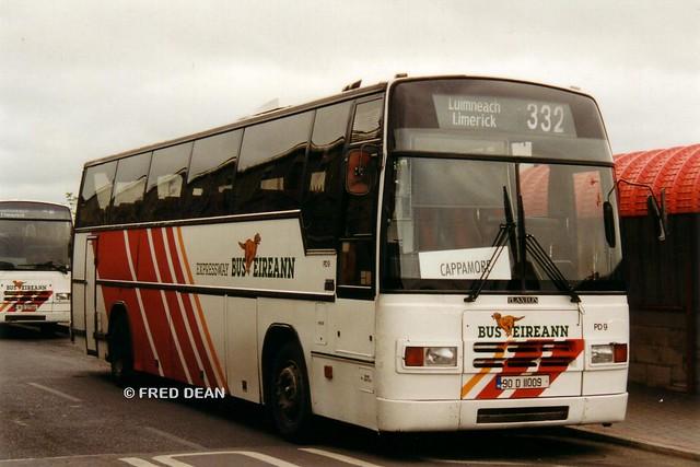 Bus Eireann PD9 (90D11009).